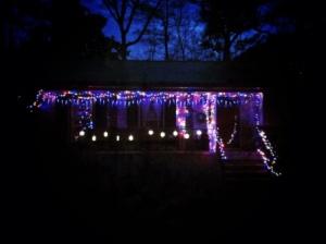 My Christmas extravaganza